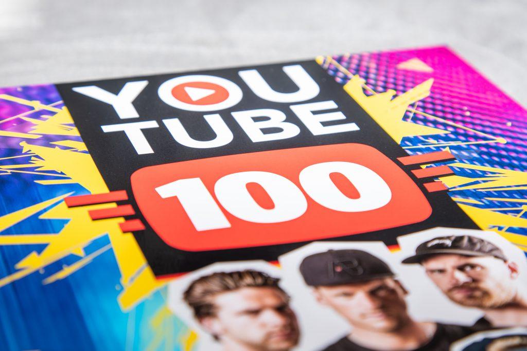 YouTube 100 boek beste YouTuber Kalvijn StukTV