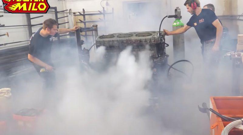 3 miljoen views voor MasterMilo's tankmotor!