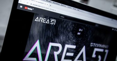Area 51 serie Govert Sweep Ties Granzier
